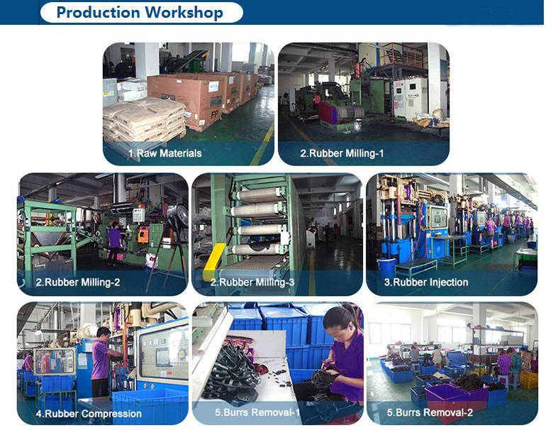 rubber products workshop